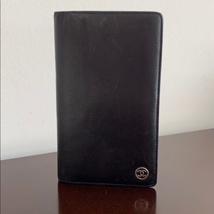 Chanel bifold wallet